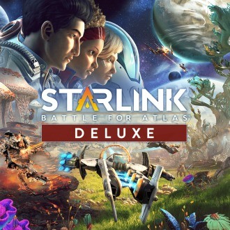 Starlink: Battle for Atlas - Digital Deluxe Edition PS4
