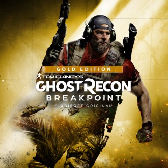 (Pre-Order) Tom Clancy's Ghost Recon® Breakpoint - Digital Gold Edition PS4