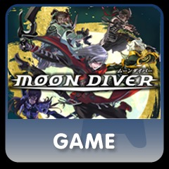 MOON DIVER full game PS3