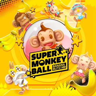 (Pre-Order)Super Monkey Ball Banana Blitz HD PS4