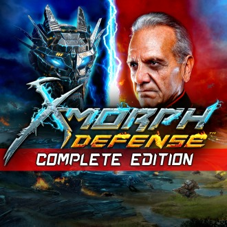 X-Morph: Defense - Complete Edition PS4