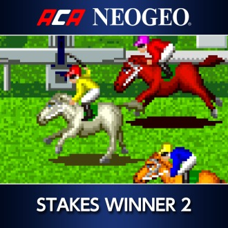 ACA NEOGEO STAKES WINNER 2 PS4