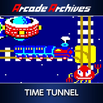 Arcade Archives TIME TUNNEL PS4