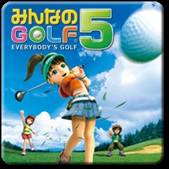 Everybody's Golf 5 PS3