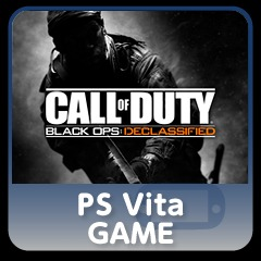 Call of Duty® Black Ops: Declassified full game PS Vita