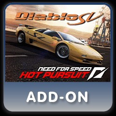 Need For Speed Hot Pursuit Lamborghini Diablo Sv Ps3 Buy Online