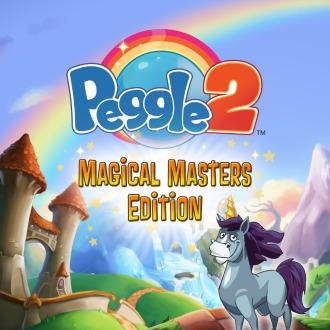 Peggle 2 Magical Masters Edition PS4