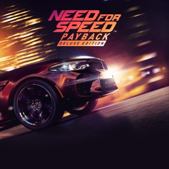 Need for Speed™ Payback - Deluxe Edition Pre-Order PS4