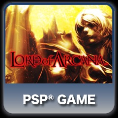 LORD of ARCANA full game PS Vita / PSP