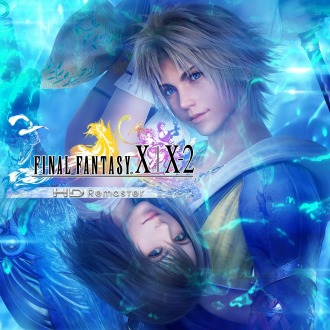 FINAL FANTASY X/X-2 HD Remaster full game PS3