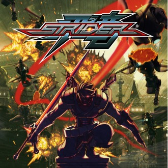 STRIDER full game PS4