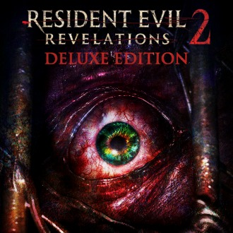 Resident Evil Revelations 2 Deluxe Edition PS4