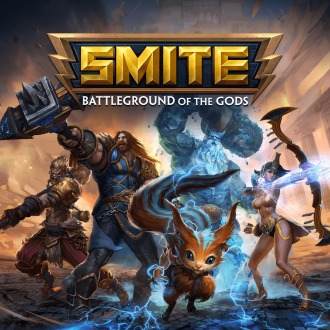 SMITE Ultimate God Pack PS4