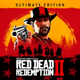 Red Dead Redemption 2:  Ultimate Edition PS4