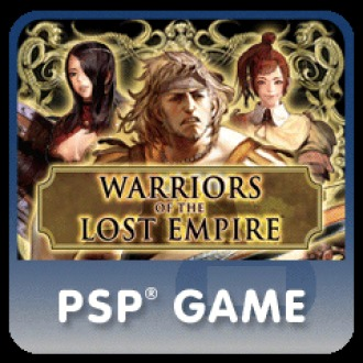 Warriors of the Lost Empire™ full game PS Vita / PSP