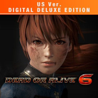 DEAD OR ALIVE 6 Digital Deluxe Edition US version PS4