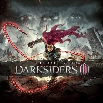 Darksiders III Digital Deluxe Edition PS4