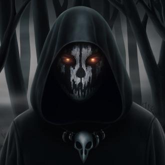Evil Voodoo Cultist HiQ Dynamic Theme PS4