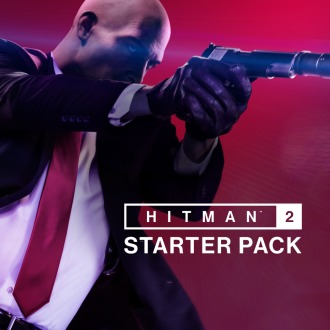 HITMAN™ 2 - Free Starter Pack PS4
