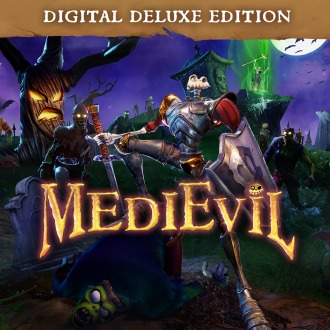 (Pre-Order)MediEvil Digital Deluxe Edition PS4