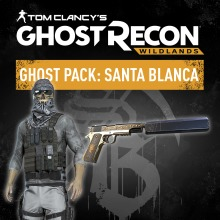 Ghost Pack - Santa Blanca(English/Chinese/Korean Ver.)