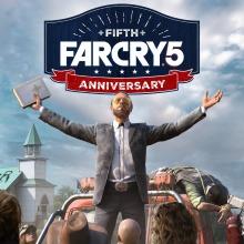 Far Cry 5 - Digital Standard Edition(English/Chinese/Korean Ver.)