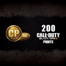 200 Call of Duty®: Black Ops III Points