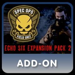 RESIDENT EVIL Operation Raccoon City Echo Six Expansion Pack 2