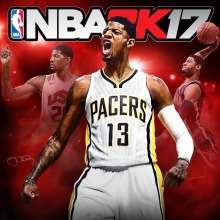 NBA 2K17(English/Chinese Ver.)
