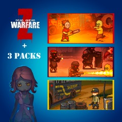 Dead Ahead: Zombie Warfare&3 Packs