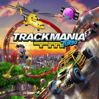 Trackmania® Turbo PS4