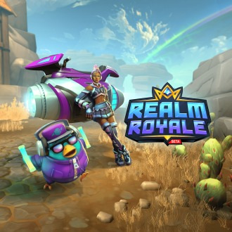 Realm Royale Bass Drop Bundle PS4