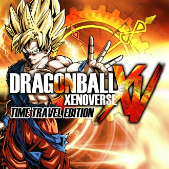 Dragon Ball Xenoverse: Time Travel Edition PS3