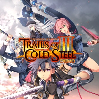 The Legend of Heroes: Trails of Cold Steel III Demo PS4