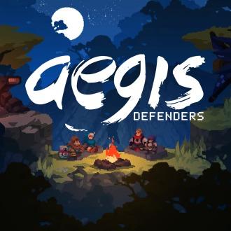 Aegis Defenders PS4