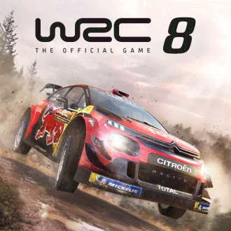 WRC 8 FIA World Rally Championship PS4