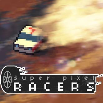 Super Pixel Racers PS4