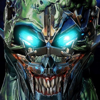 X-Morph Defense Green Imp Avatar PS4