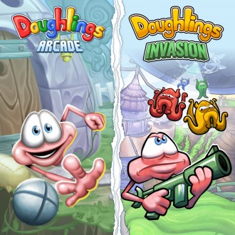 Doughlings Bundle PS4