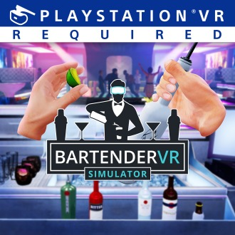 Bartender VR Simulator PS4