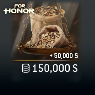 FOR HONOR™ 150 000 STEEL Credits Pack PS4