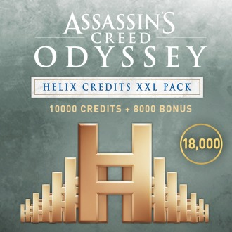 Assassin's Creed® Odyssey - Helix Credits XXL Pack PS4