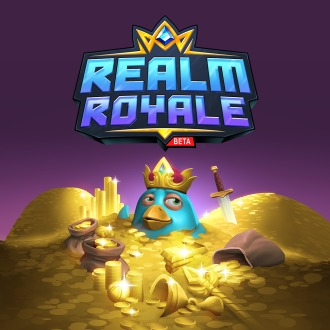 Unlock 15,000 Realm Royale Crowns. PS4