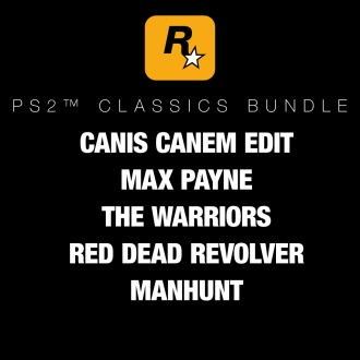 Rockstar Games PS2™ Classics Bundle PS4
