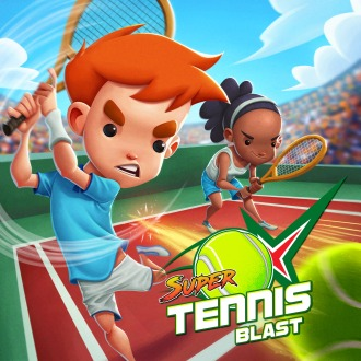 Super Tennis Blast PS4