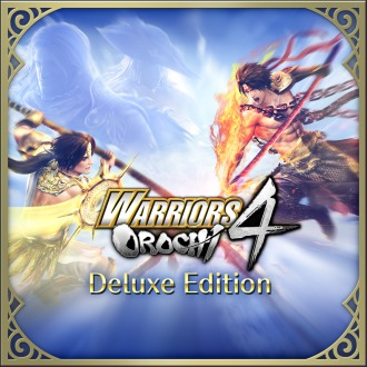 WARRIORS OROCHI 4 Deluxe Edition PS4