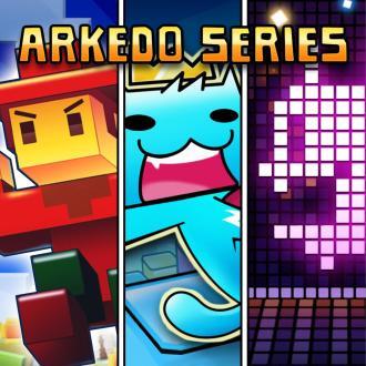 ARKEDO SERIES PS3
