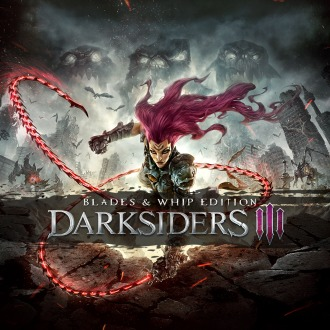 Darksiders III Blades & Whip Edition PS4