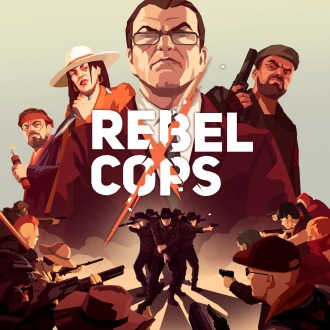 Rebel Cops PS4