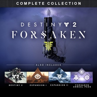 Destiny 2: Forsaken - Complete Collection PS4